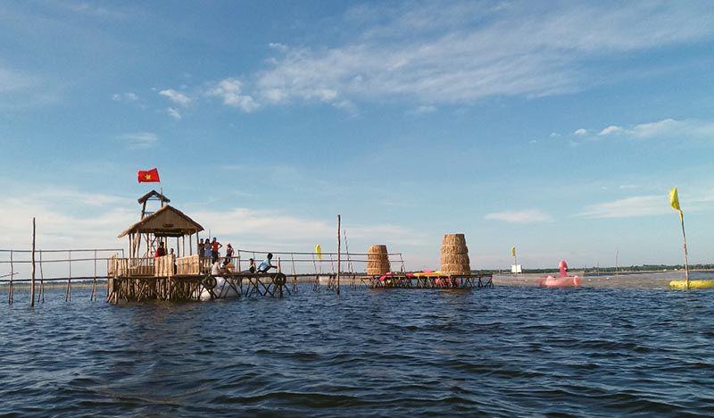 tam giang lagoon Hue
